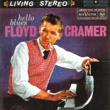 CD - Floyd Cramer – Hello Blues - IMP