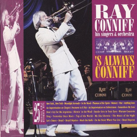 Ray Conniff & His Orchestra & Singers ‎– 'S Always Conniff