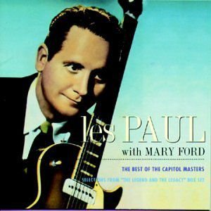 CD - Les Paul With Mary Ford – The Best Of The Capitol Masters - IMP