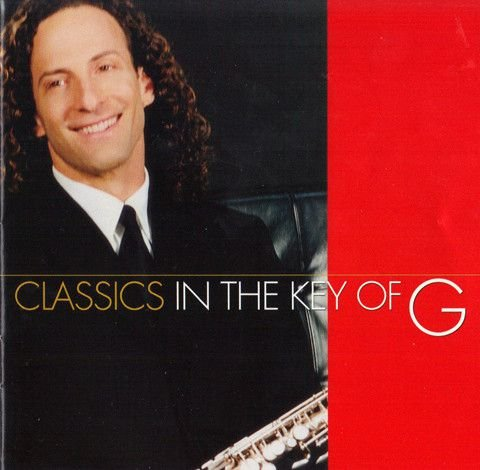 CD - Kenny G  – Classics In The Key Of G
