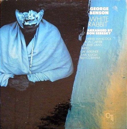 CD - George Benson – White Rabbit - IMP