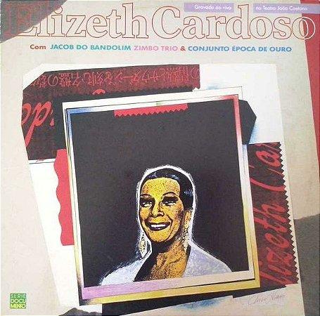 CD - Elizeth Cardoso - Série Documento