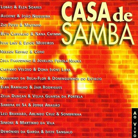 Various – Casa De Samba - 1