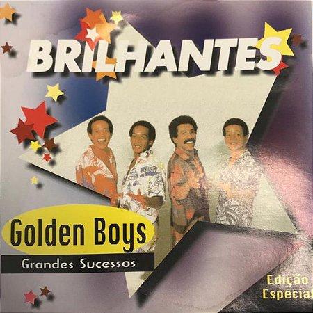 CD - Golden Boys - Grandes Sucessos