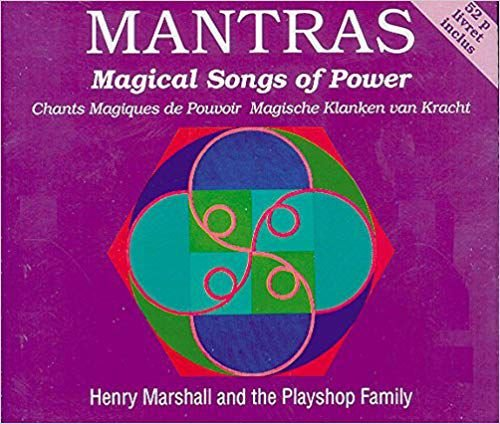 CD - Marshall, Henry: Mantras - Magical Songs of Power (2 CDs) - IMP