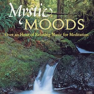 CD - Various – Mystic Moods(Over An Hour Of Relaxing Music For Meditation) - IMP