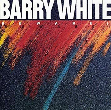 CD - Barry White ‎– Beware