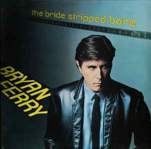 CD - Bryan Ferry ‎– The Bride Stripped Bare - IMP