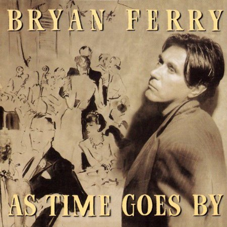 CD - Bryan Ferry ‎– As Time Goes By