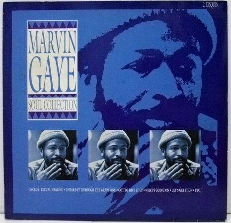 CD - Marvin Gaye – Soul Collection - IMP