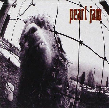 CD - Pearl Jam – Vs.