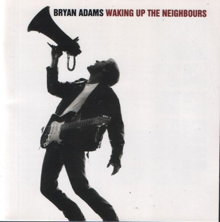 CD - Bryan Adams – Waking Up The Neighbours IMP