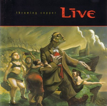 Live – Throwing Copper