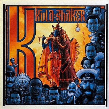 CD - Kula Shaker – K . IMP