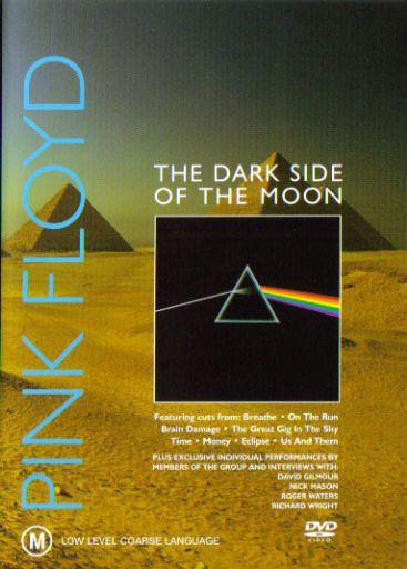 DVD - Pink Floyd – The Dark Side Of The Moon (Promoção Colecionadores Discos)
