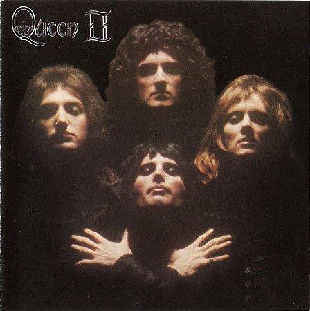 CD  -Queen – Queen II  -  IMP