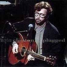 CD - Eric Clapton – Unplugged - IMP