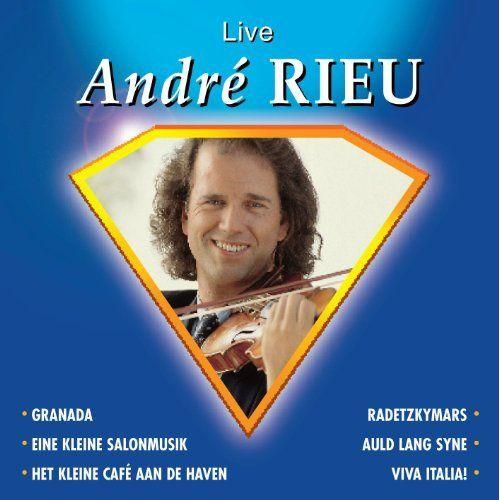 CD - André Rieu - Live
