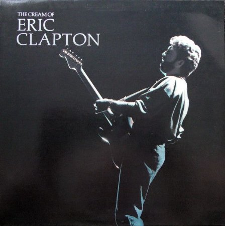 CD - Eric Clapton – The Cream Of Eric Clapton - IMP : GERMANY
