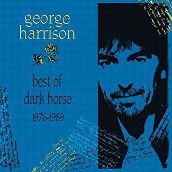 CD - George Harrison – Best Of Dark Horse 1976-1989