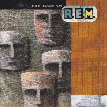 CD - R.E.M. – The Best Of R.E.M.