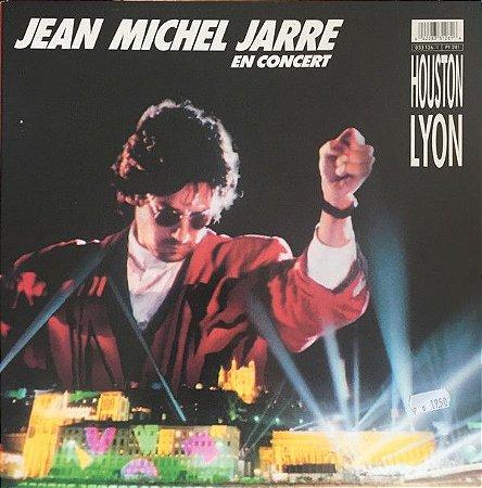 CD - Jean Michel Jarre – En Concert Houston / Lyon - IMP