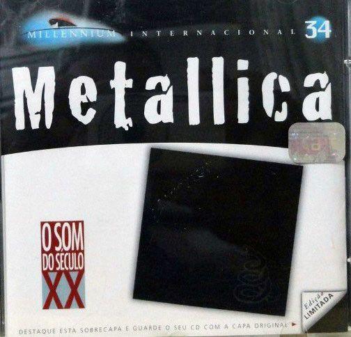 CD - Metallica – Metallica