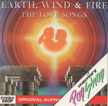 Earth, Wind & Fire ‎– The Love Songs