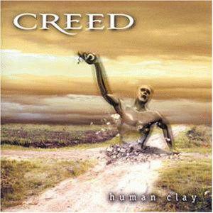 CD - Creed – Human Clay - IMP