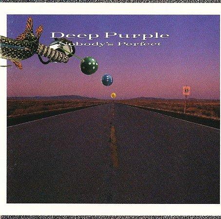 CD - Deep Purple – Nobody's Perfect