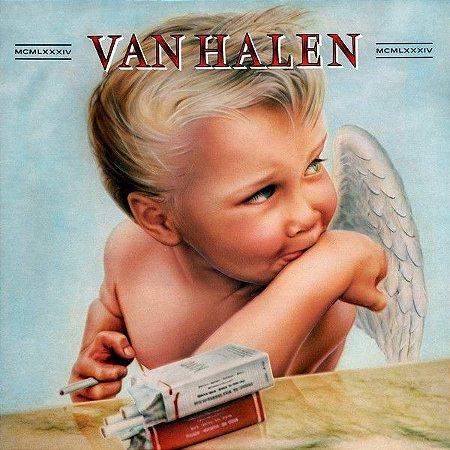 CD - Van Halen – 1984 IMP USA