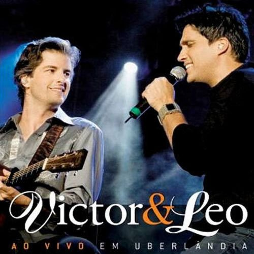 CD - Victor & Léo – Ao Vivo Em Uberlândia
