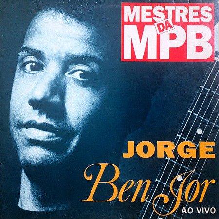 CD - Jorge Ben Jor – Ao Vivo - Mestres da MPB