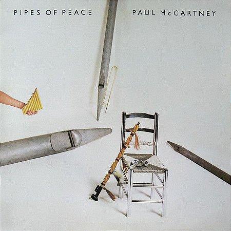 CD - Paul McCartney – Pipes Of Peace