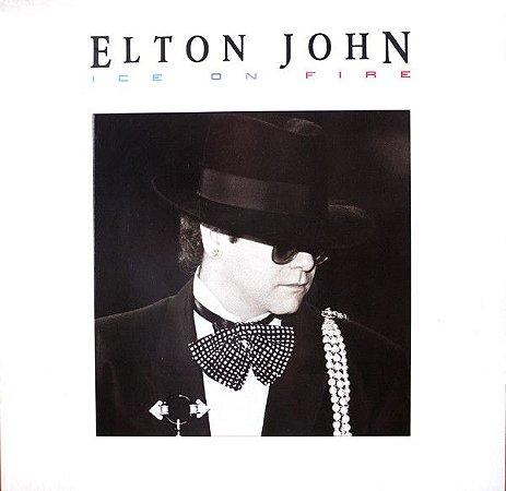 CD - Elton John – Ice On Fire