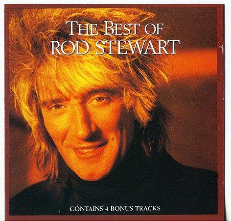 CD - Rod Stewart – The Best Of Rod Stewart