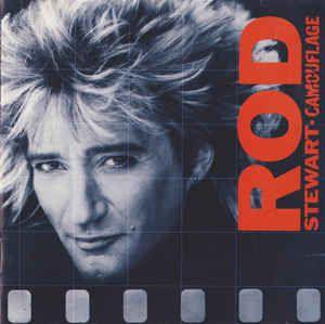 CD - Rod Stewart – Camouflage - IMP