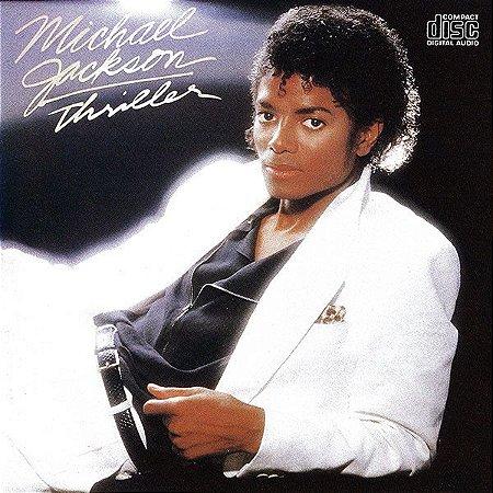 CD - Michael Jackson – Thriller - Special edition