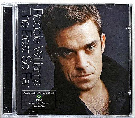 Robbie Williams – The Best So Far