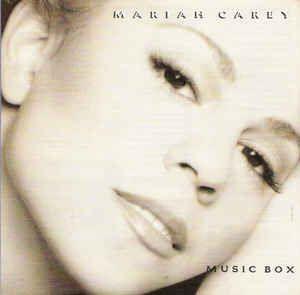 CD - Mariah Carey – Music Box