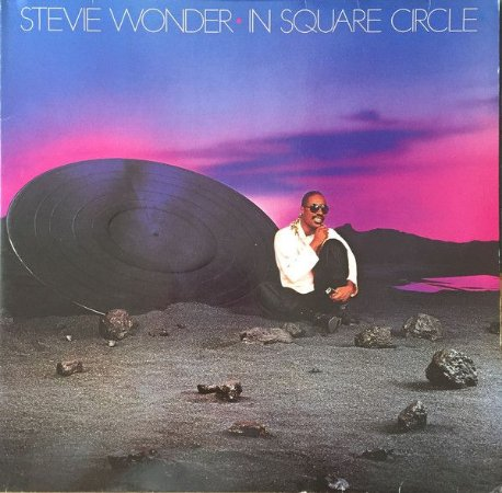 CD - Stevie Wonder ‎– In Square Circle - IMP