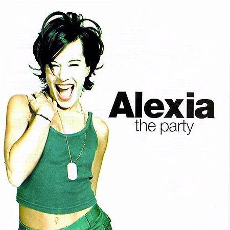 CD - Alexia – The Party