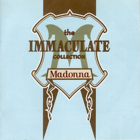 CD - Madonna – The Immaculate Collection