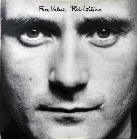CD - Phil Collins – Face Value