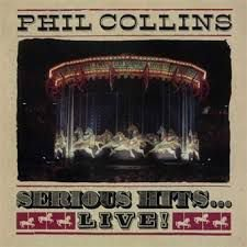 CD - Phil Collins ‎– Serious Hits...Live! - IMP
