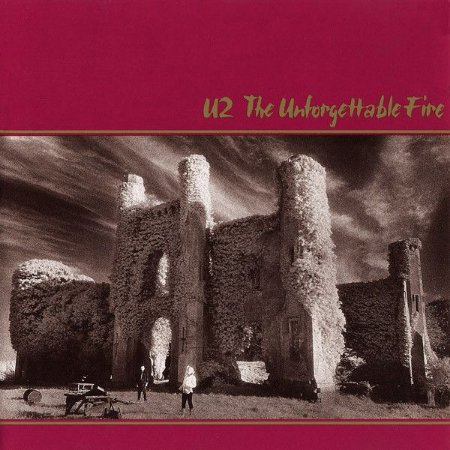 CD - U2 – The Unforgettable Fire - IMP