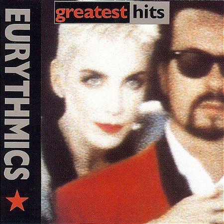 CD - Eurythmics – Greatest Hits