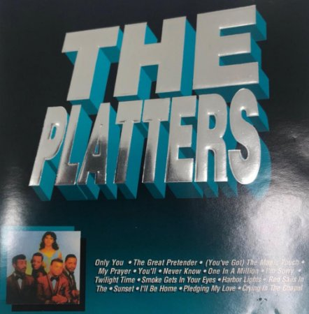 CD - The Platters – Exclusive Collection