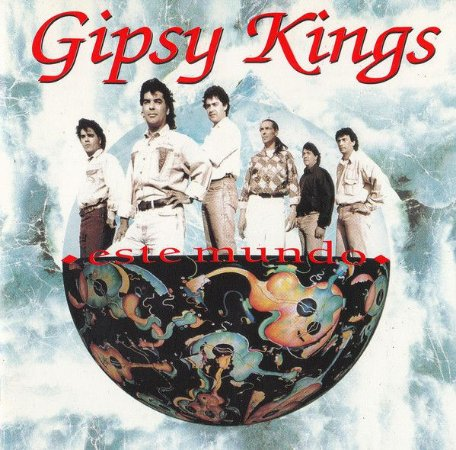 CD - Gipsy Kings – Este Mundo - IMP