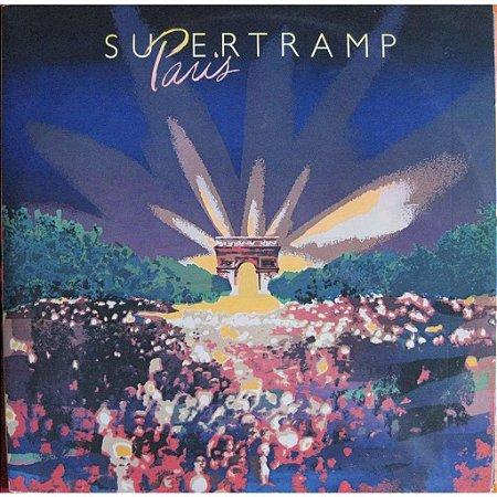 CD - Supertramp – Paris - Cd Duplo - imp